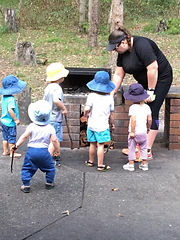 outdoor excursions toddlers toowoomba gold coast