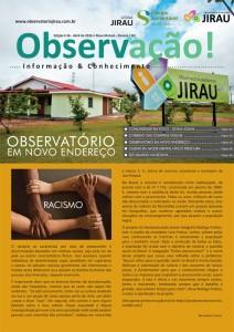 Jornal Observação – Trigésima Sexta Edição