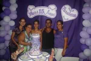 Aniversário de 15 anos de Laiane Nogueira Cabral