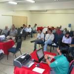 Fotos da 9ª Reunião do Grupo de Trabalho das Atividades Minerárias – Balsas e Dragas