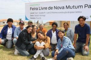 Foto: Feira em Nova Mutum Paraná