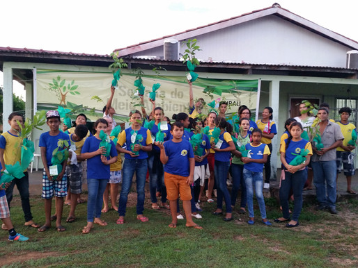 E.M.E.F. Marechal Rondon na Semana do Meio Ambiente