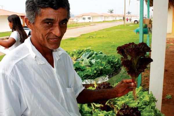 Sr. Joaquim Galvão - Produtor Rural