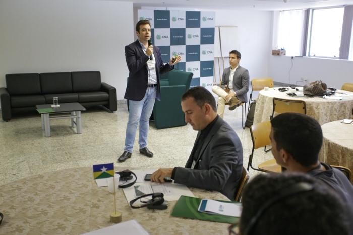 CEO da Startup Commons, Oscar Ramirez