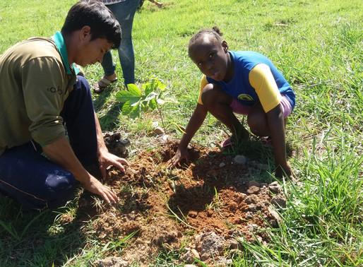 COOPPROJIRAU e UDAMA na Semana do Meio Ambiente