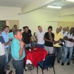 Fotos da 9ª Reunião do Grupo de Trabalho das Atividades Minerárias – Manuais