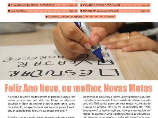Jornal Observação – Quadragésima Edição