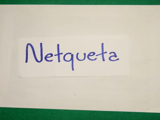 Você sabe o que é Netqueta?