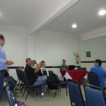 Fotos da 12ª Reunião do Grupo de Trabalho de Socioeconomia