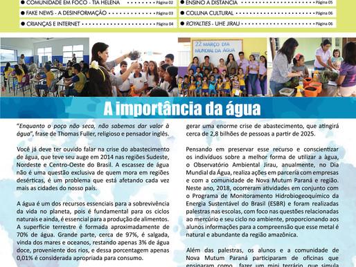 Jornal Observação – Quadragésima Sexta Edição