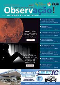 Jornal Observação – Trigésima Terceira Edição