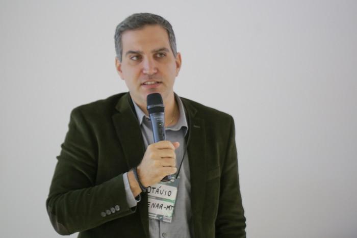 Superintendente do Senar Mato Grosso, Otóvio Celidônio.