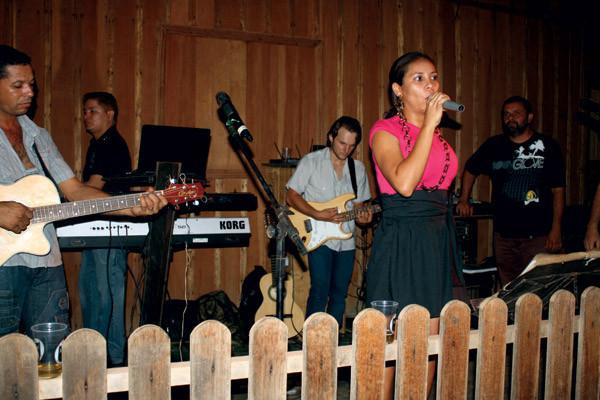 Show em Mutum-Paraná