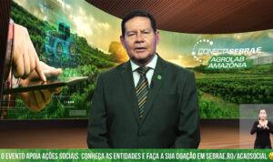 Abertura do AGROLAB AMAZÔNIA conta com a participação do Vice-Presidente da República