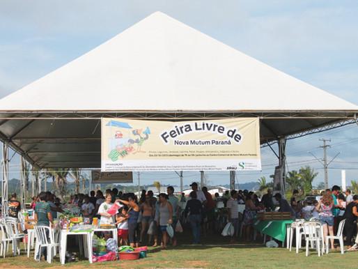 Novidade em Nova Mutum Paraná
