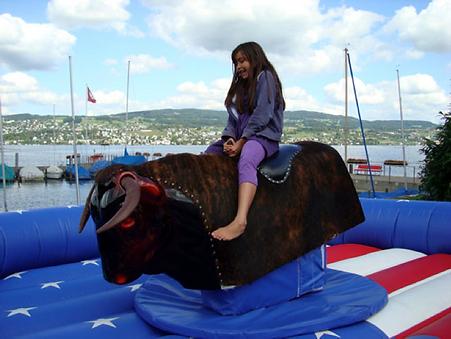 Bull Riding mieten