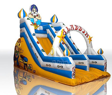 Riesenrutsche Aladin mieten