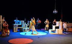 Variété Accademia Teatro Dimitri  - Champagne ! 12.07. - 10.11.2019