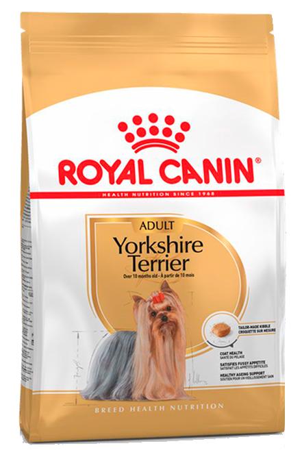 Royal Canin - Yorkshire Terrier adult 2,5Kg.