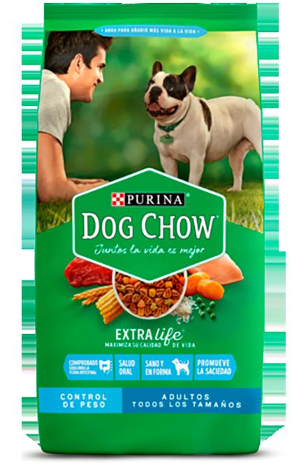 Dog chow - Control de Peso 18Kg.
