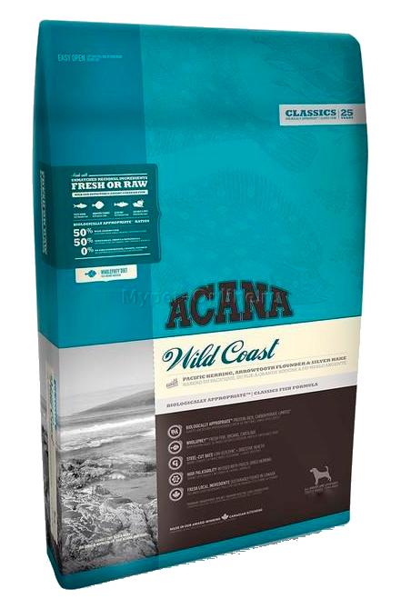 Acana - Classic Wild Coast 11,35Kg.