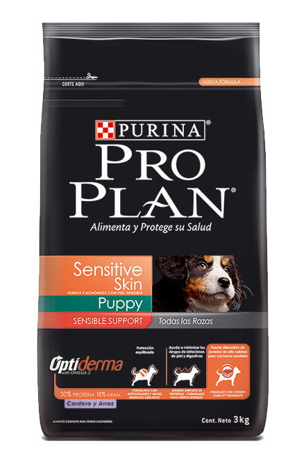 Pro Plan - Puppy Skin Sensitive 15Kg.
