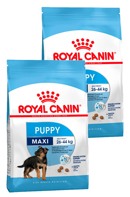 Royal Canin - PACK 2X Maxi Puppy 15Kg.