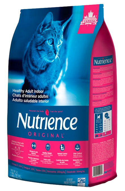 Nutrience - Original Cat Indoor 5Kg.