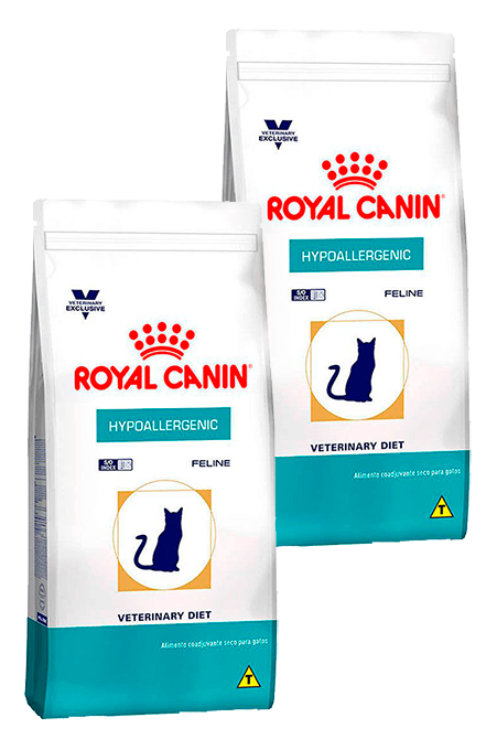 Royal Canin - PACK 2X Hypoallergenic 1,5Kg