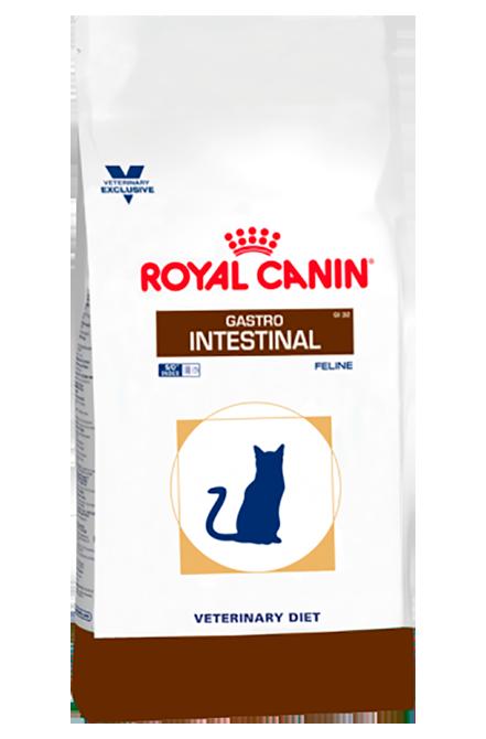 Royal Canin - Gastro Instestinal Feline 1,5Kg.