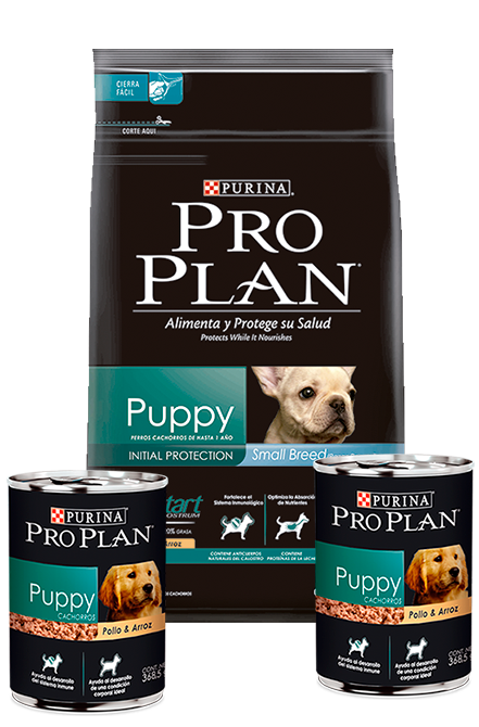 Pro Plan - PACK Puppy Small 7,5Kg + 2 Latas 368,5g.