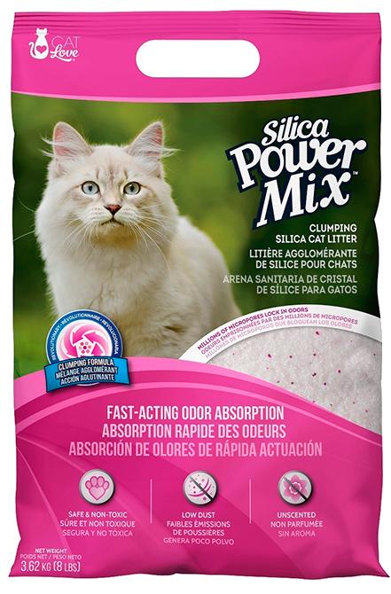 Cat Love - Super Mix Granulos Aglutinantes 3,62Kg.
