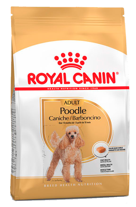 Royal Canin - Poodles adult 7,5Kg.
