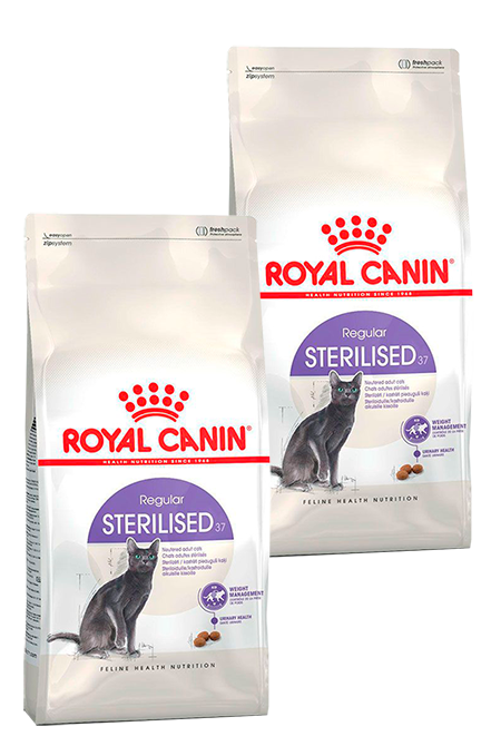 Royal Canin - PACK 2X Sterilised Adult Cat 7,5Kg