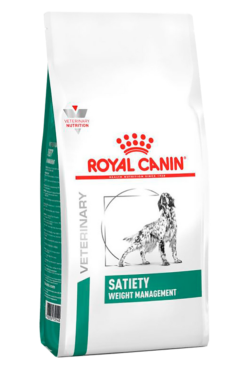 Royal Canin - Satiety Canine 7,5Kg.