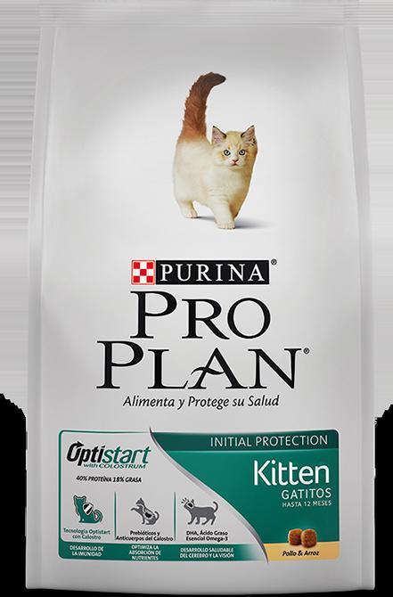 Pro plan - Kitten Gatitos 3Kg.
