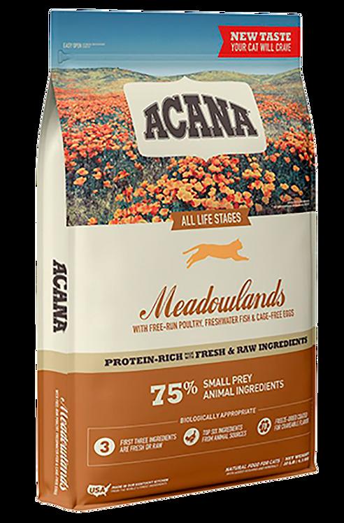 Acana - Meadowlands Cat 4,5Kg.
