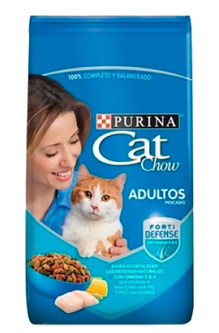 Cat Chow - Adulto Pescado 8Kg