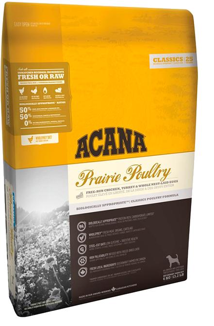Acana - Classic Prairie Poultry 11,35Kg