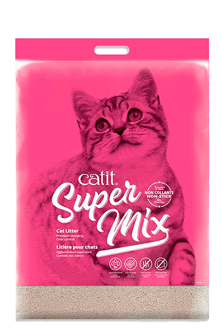 Catit - Super Mix Arena 12Kg.