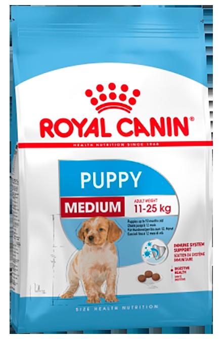 Royal Canin - Medium Puppy 15Kg.