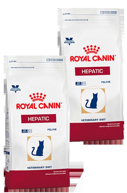Royal Canin - PACK 2X Hepatic Feline 1,5Kg.