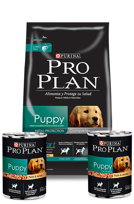 Pro Plan - PACK Puppy Complete 7,5Kg + 2 Latas 368,5g.