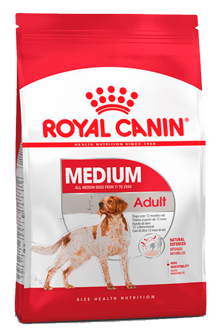 Royal Canin - Medium Adulto 15Kg.