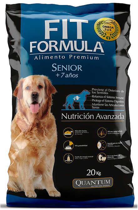 Fit - Adulto Senior 20Kg.