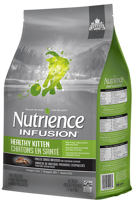 Nutrience - Infusion Kitten 2,27Kg.