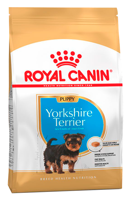 Royal Canin - Yorkshire Terrier Junior 2,5Kg.