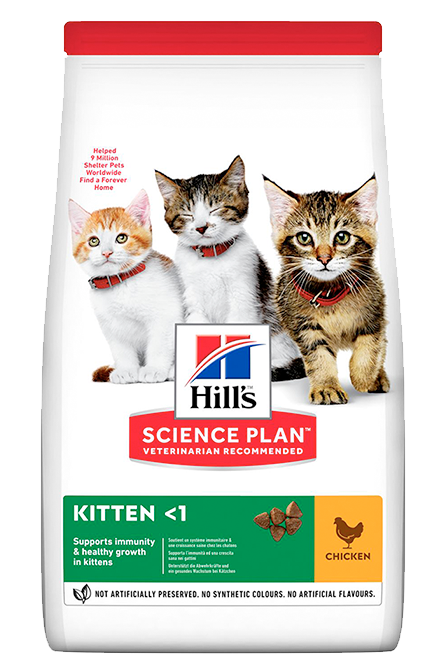 Hills - Kitten Healthy Development 3,17Kg.
