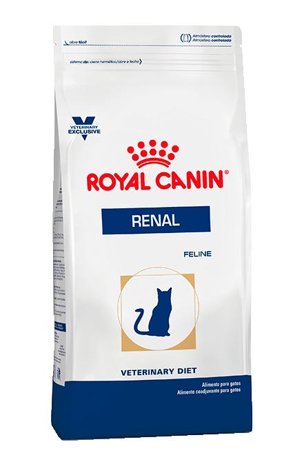 Royal Canin - Renal Feline 2Kg.