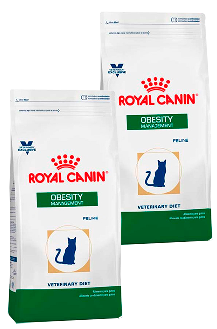 Royal Canin - PACK 2X Obesity Feline 1,5Kg.